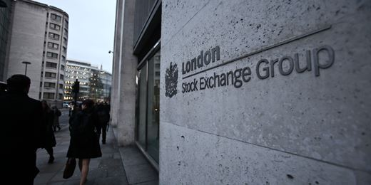 City worker dies after falling from seventh floor of London Stock Exchange