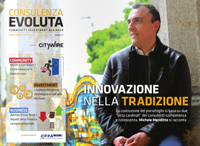 Citywire Consulenza Evoluta magazine Issue 10
