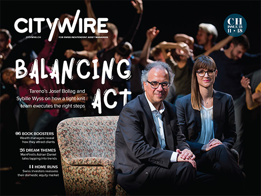 Citywire Switzerland Magazine