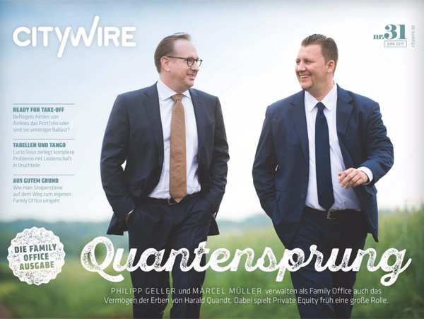 Citywire Deutschland Magazine Issue 31