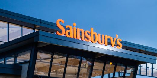 Sainsbury's drives record-breaking FTSE higher