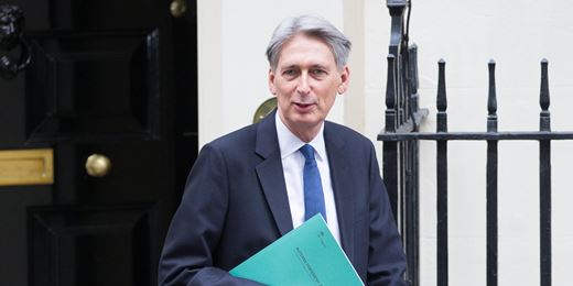Hammond to lose 'two-thirds' of £26bn Budget breathing room
