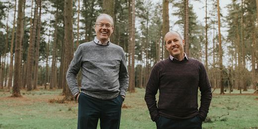 Adviser profile: David Philips and Steve Bennett of Wealth Design