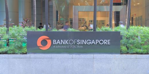 Bank of Singapore income jumps 43%