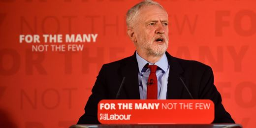 Corbyn vows to make banks the 'servants', not the 'masters'
