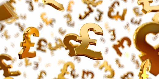 'Cheap' FTSE poised at peak as pound plummets