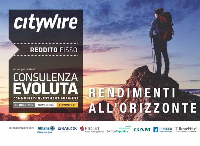 Citywire Consulenza Evoluta magazine Supplemento: Reddito fisso