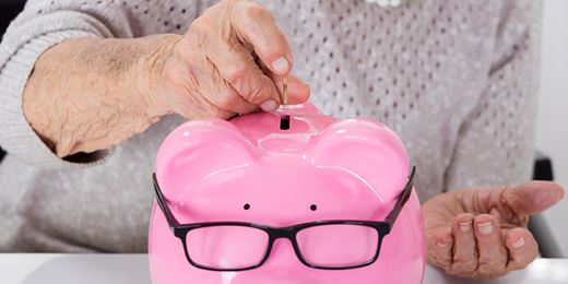 DVAG-Umfrage zum Sparverhalten: Ein Drittel legt nichts zur Seite