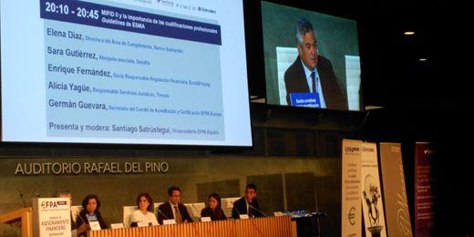 JORNADA DE ASESORAMIENTO EFPA España: Cualificación, clave para obtener mayores rentabilidades