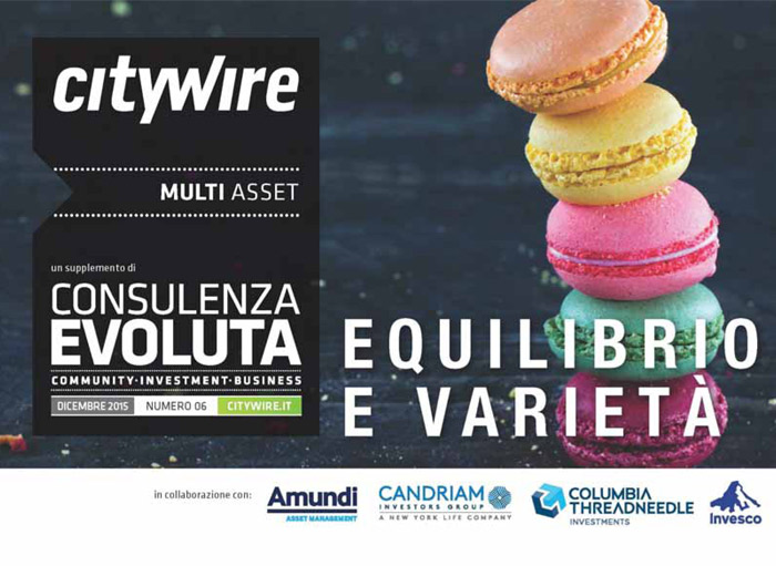 Citywire Consulenza Evoluta magazine Supplemento: Multi Asset
