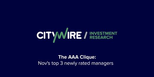 The AAA club: three newly-rated fund managers in Asia