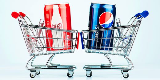 Coca-Cola versus Pepsi: which stock has more fizz?