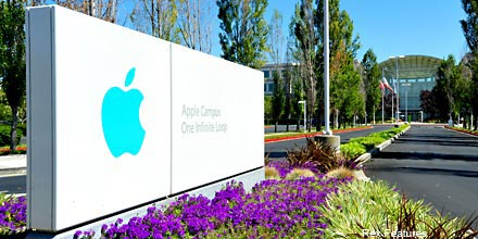 Managers back Apple share dip as a buying opportunity