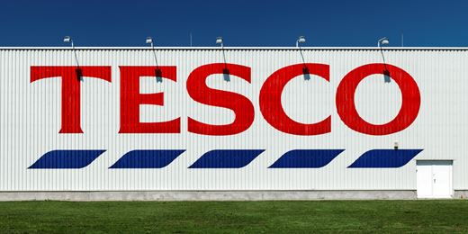 Tesco tops FTSE on doubled dividend and bumper profits