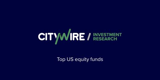 Top performing US equity funds revealed