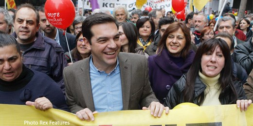 Syriza slump would end rise of 'extreme' Euro parties, says bond star